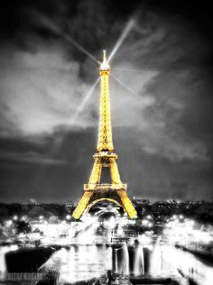 Eiffel Tower Paris France (would love to see this) Oh The Places You'll Go, Places To Travel, Places To Visit, Tour Eiffel, Dream Vacations, Vacation Spots, Bristol, Little Paris, Paris At Night