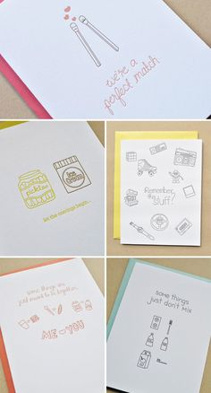 More letterpress to love