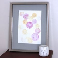 Geode Decor geode art - geode painting - geode drawing - geode watercolor