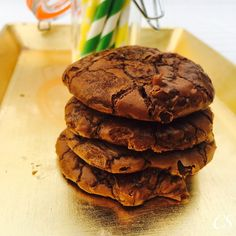 cookie_chezsandra_negyzet Tej, Paleo, Gluten Free, Cookies, Chocolate, Food, Glutenfree, Crack Crackers, Biscuits