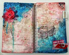 Artsy Lynn: October Projects and a challenge entry