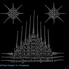 Want this tattooed on my back in Thailand by monks with bamboo shoots. Hip Tattoos Women, Arm Tattoos For Guys, Leg Tattoos, Body Art Tattoos, Tatoos, Cambodian Tattoo, Khmer Tattoo, Yantra Tattoo, Sak Yant Tattoo