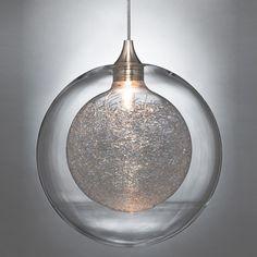 Kadur Pendants - contemporary - pendant lighting - los angeles - by Ohr Lighting Blown Glass Pendant Light, Blown Glass Chandelier, Pendant Chandelier, Glass Pendants, Pendant Lighting, Kitchen Pendants, Pendant Light Fixtures, Light Fittings, Contemporary Pendant Lights