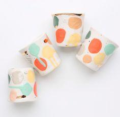 Ceramics, paint, sim