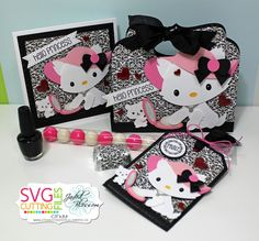 Cindy's Scraptastic Designs: 3rd Annual Hello Kitty Blog Hop