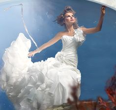 Disney Princess wedding dress from Alfred Angelo