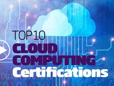 Looking for a way to benchmark your cloud computing knowledge and skills? Want an extra edge when looking for that cloud computing job? Get cloud computing certified.