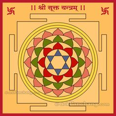 This page is a collection of Vedic Yantra(s) of Hindu deities. Vedic Yantra(s) are the diagrammatic representations of different Mantras of Hindu gods and goddesses. Vedic Mantras, Hindu Mantras, Shri Yantra, Jai Hanuman, Spiritual Images, Radha Krishna Pictures, Goddess Lakshmi, Hindu Deities, Magic Circle
