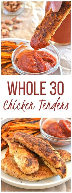 Whole30 Chicken Tend