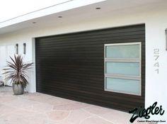 Modern Garage Doors - modern - garage doors - orange county - by Ziegler Doors Inc.