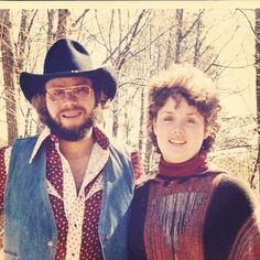 Hank Jr & Bekah McDuffie's mother. Bekah posted this picture on Instagram.