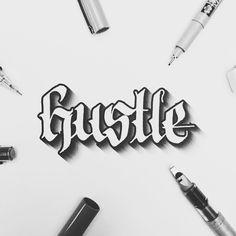 Hustle by Trent Kokic