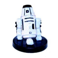 Star Wars Miniatures: R4 Astromech Droid # 36 - Jedi Academy