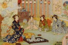 Ceremonia ceaiului, numită și Calea ceaiului, este o tradiție spirituală japoneză, cu semnificații profunde, ce implică prepararea rituală d... Painting, Art, Art Background, Painting Art, Kunst, Paintings, Performing Arts, Painted Canvas, Drawings