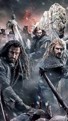 The Heirs of Durin and the orcs of Dol Guldur