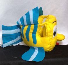 Flounder like fish costume baby costume by LollipopLucyCostumes