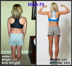Mom of two sheds 12% body fat and lowers cholesterol 63 points!