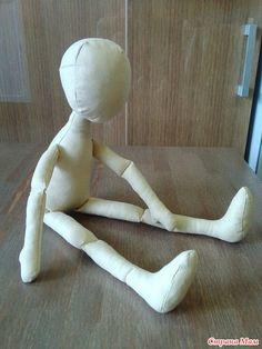 СП Кукла Николь 1 этап