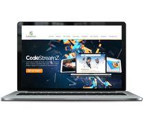 CodeStreamz on Behance