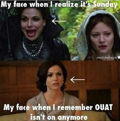 This was me every Sunday before the Mid-season premiere
