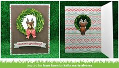 the Lawn Fawn blog: Fall/Winter 2017 Sneak Week Day 4 + giveaway!