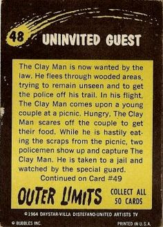 48 Uninvited Guest
