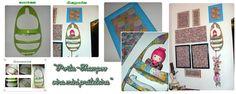 Blog Retrô 2012-Revivendo Momentos Blog, Gallery Wall, Diy, Frame, Home Decor, Dollar Store Decorating, Recycling, Stuff Stuff, Picture Frame