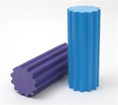 Blue TheraRoll Textured Roller wRidges Medium 7x18 inch >>> Be sure to check out this awesome product.