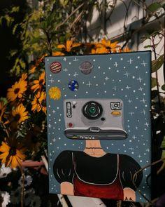 Diy Canvas Art, Gouache, Memories, Drawings, Artist, Instagram, Memoirs, Souvenirs, Artists