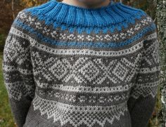 marius - lovely colours Knitting Projects, Norway, Vests, Knit Crochet, Hobbies, Colours, Pullover, Sweet, Sweaters