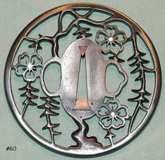 tsuba.JPG by wjwmorrow, via Flickr