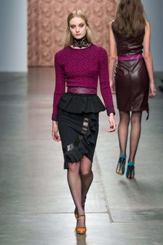 2 - Sophie Theallet Fall 2015