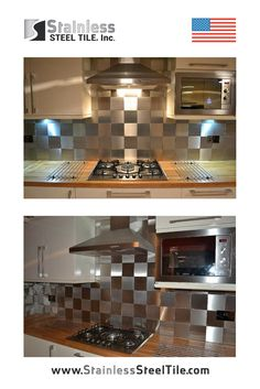 Restaurant Kitchen Backsplash 10 benefits of stainless steel tile in your home or restaurant