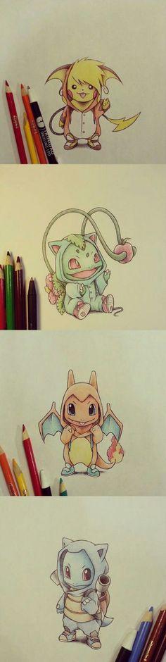 Pokemon (By BirdyChuArt)