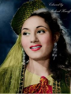 Madhubala World's most beautiful actress we know actresses firstly because of there mind blowing acting madhubala among one of them natural beauty absolutely natural beauty may be not attend red carpet she is once upon a time famous story