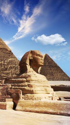 sphinx pyramids egypt africa africa pinterest egyptian