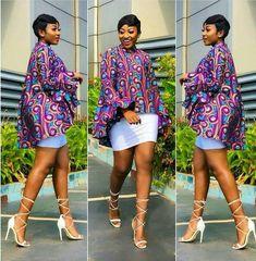 Items similar to African Clothing/ Ankara Mixed Print/ Ankara Dress/ African Print on Etsy African Fashion Ankara, African Fashion Designers, Latest African Fashion Dresses, African Dresses For Women, African Print Dresses, African Print Fashion, Africa Fashion, African Attire, African Wear