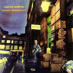 """""""The Rise and Fall of Ziggy Stardust and the Spiders from Mars"""" June 1972"""