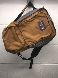 243d6ae4d38c JanSport 767 Burhorn Backpack   Duffle Bag  Heads Up  Two-Tone Copper  Gray