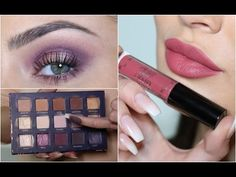 ANNOUNCING My Product! Swatching the ChloeXCiate Beauty Haul!!! - YouTube