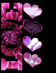 Love: Flowery Hearts: 8.5 X 11 Notebook (Paperback) - Walmart.com