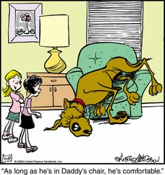 Yup, I know a couple dogs like that!