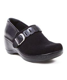 Look at this #zulilyfind! Soft Comfort Black Roll Along Boot by Soft Comfort #zulilyfinds