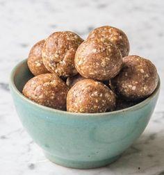 Peanut Butter Energy Balls | Deliciously Ella
