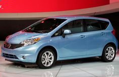 Nissan Versa Note 2014 — Cheapest New Hatchbacks in USA (Top 10)