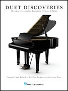 """Duet Discoveries; Bradley Beckman, Carolyn True (Hal Leonard) 