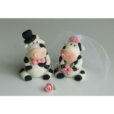 Bride and groom friesian cow wedding cake topper Country Cake Toppers, Aniversary Cakes, Bachelor Cake, Plan My Wedding, Wedding Ideas, Wedding Stuff, Wedding Planning, Dream Wedding, Cow Cakes