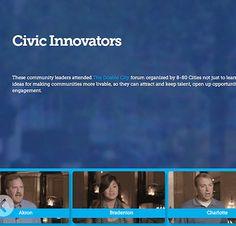 Video Mixtape: Civic Innovators