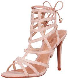 Schutz Women's Latonya Dress Sandal ** Tried it! Love it! Click the image. : Strappy sandals