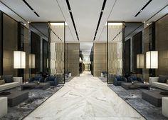 Lobby at THE XXXIX - Sukhumvit 39 | Sansiri